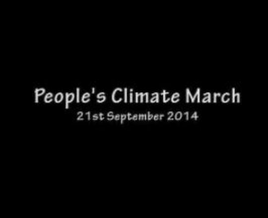 Frei Films - Peoples Climate March 2014