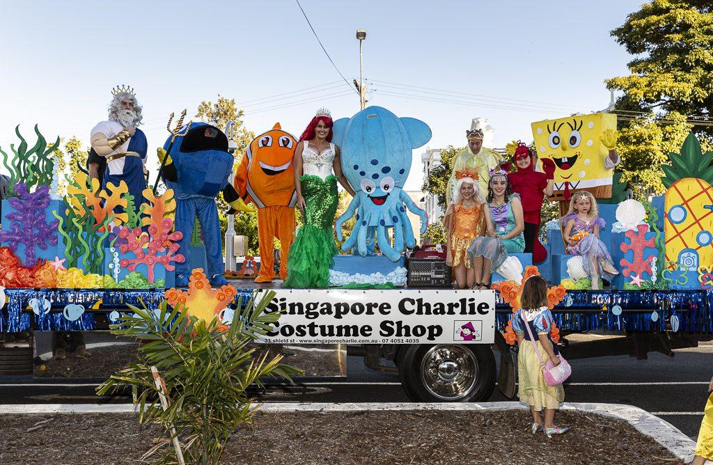 Cairns Festival Grand Parade 2019